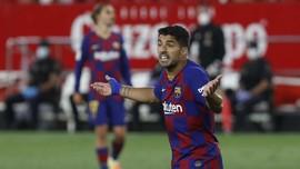 Barcelona Melunak, Suarez Segera Gabung Atletico