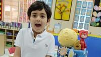 <p>Putra pertama Carissa, Quenzino kini sudah berusia 6 tahun, Bunda. (Foto: Instagram @carissa_puteri)</p>