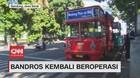VIDEO: Bandros Kembali Beroperasi