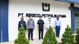Kepala BPH Migas Kunjungi Terminal BBM di Banten