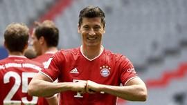 Kisah Lewandowski Tolak Cinta Real Madrid