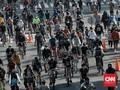 Pemprov DKI Jakarta Kembali Tiadakan Car Free Day