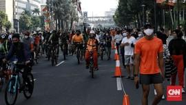Polisi Sebut Sanksi Tilang Pesepeda Jadi Opsi Terakhir