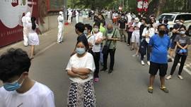 China Kembali Lockdown Kota Usai Kasus Baru Covid Bermunculan