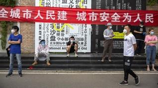 Seminggu Reda, Kini Muncul Delapan Kasus Baru Corona di China