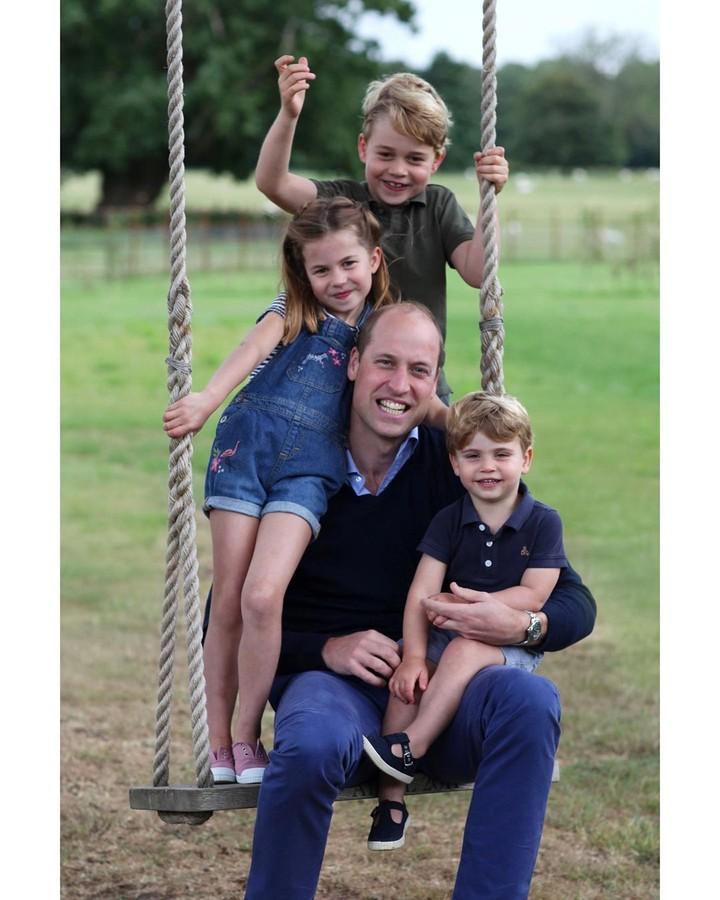 Anak Pangeran William-Kate Middleton