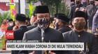 VIDEO: Anies Klaim Wabah Corona di DKI Mulai Terkendali