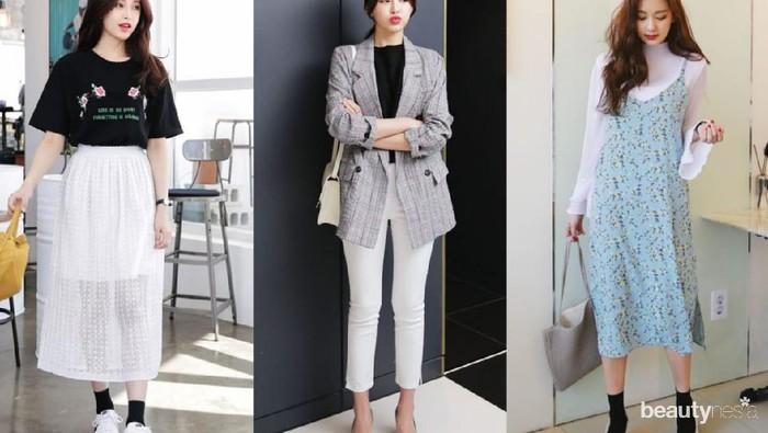Anti Berlebihan, Ini 7 Gaya Fashion Korea yang Cocok Kamu Pakai di Indonesia!