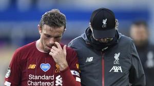 Henderson Jadi Bek Dadakan Liverpool Lawan West Ham