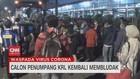 VIDEO: Calon Penumpang KRL Kembali Membludak