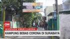 VIDEO: Kampung Bebas Corona di Surabaya