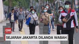 VIDEO: Sejarah Wabah yang Menyerang Jakarta
