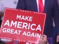 VIDEO: Kampanye Terbuka Pilpres Trump Minim Peserta