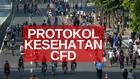 VIDEO: Anies Gelar Rapat Evaluasi CFD Senin Malam