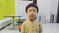 <p>Ditambah lagi, pemeran U-Ju ini sering foto dengan wajah datar dan berlagak seperti orang dewasa. Menggemaskan dan pingin nyubit pipinya kan? He-he-he. (Foto: Instagram @k_im_yul_jun)</p>