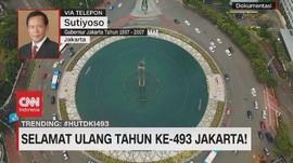 VIDEO: Ulang Tahun Jakarta di Mata Sutiyoso