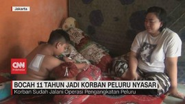 VIDEO: Bocah Jadi Korban Peluru Nyasar di Pademangan