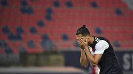 Rekor Palsu Ronaldo Buat Pemain Juventus Gemas