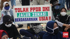 Anies-Riza Patria Diminta Turun Tangan Urus PPDB Jakarta