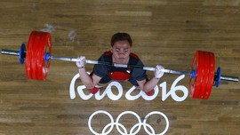 Eko Yuli: Abaikan Kambing untuk Jemput Tiga Medali Olimpiade