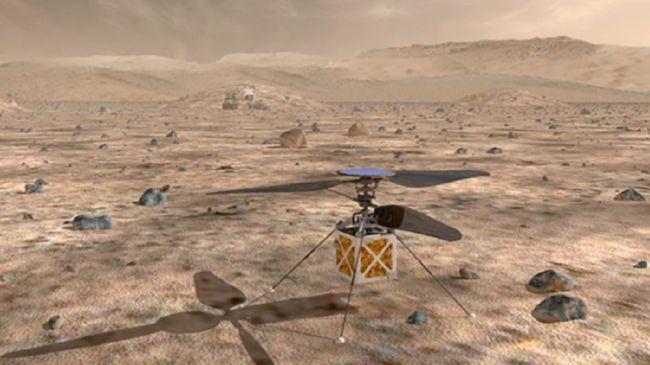 Dalam misi ke Mars, NASA akan mendaratkan roket yang membawa rover Perserverance di kawah Jezero yang memiliki lebar 45 kilometer.