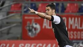Mengagumi Keganasan Ronaldo di Usia 35