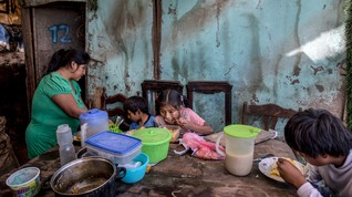 Malnutrisi di Negara Miskin Telan Biaya hingga Rp12.267 T