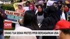 VIDEO: Orang Tua Siswa Protes PPDB Berdasarkan Usia