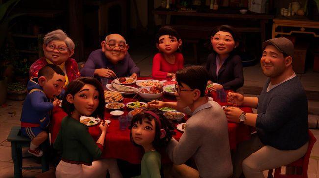 Sejumlah pemain film animasi Over the Moon berharap akan ada lebih banyak lagi film yang diangkat dari cerita masyarakat Asia.