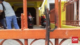 Rumah Kepala Dishub Banda Aceh Diteror Bom Molotov