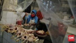 Longgar, Klaster Pasar dan 3.600 Positif di PSBB Transisi DKI