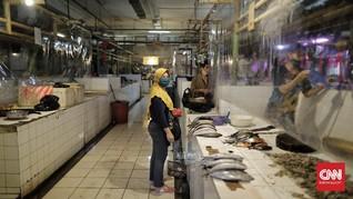 Ikappi: 35 Pasar di Jakarta Ditutup karena Pedagang Corona