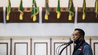 Ridwan Kamil Minta Kenaikan Tarif Tol Cipularang Ditunda