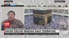 VIDEO: Saudi Gelar Ibadah Haji Terbatas