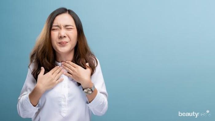 Tenggorokan Berlendir Sangat Mengganggu? Ini Cara Mudah Mengatasinya