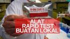 VIDEO: Peneliti Indonesia Kembali Ciptakan Alat Rapid Test
