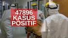 VIDEO: 47.896 Kasus Positif Covid-19 di Indonesia