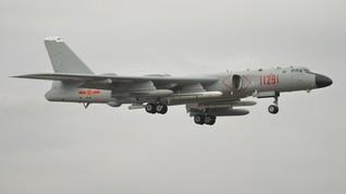 Fakta Pesawat Bomber China Xian H-6 yang Terobos Taiwan