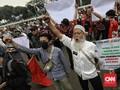 FOTO: Demo FPI Cs Tolak RUU HIP di Tengah Pandemi Corona