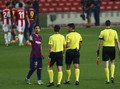 Injak Kaki Pemain Bilbao, Messi Beruntung Tak Diusir Wasit