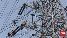 PLN Prediksi Beban Listrik Malam Takbiran Capai 20 Ribu MW