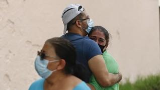 Meksiko Catat 100 Ribu Kematian karena Covid-19