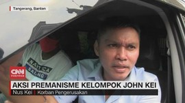 VIDEO: Nus Kei Tempuh Jalur Perdamaian dengan John Kei