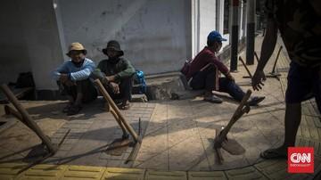 Indonesia dipastikan terjerat resesi ekonomi pada kuartal III 2020. Lalu apa beda resesi dengan krisis ekonomi? Berikut ulasannya.