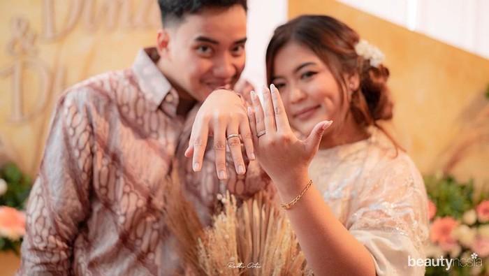 Inspirasi Penampilan Cantik Influencer Ardinhai di Hari Pertunangan