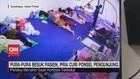 VIDEO: Pura-Pura Besuk Pasien, Pria Curi Ponsel Pengunjung