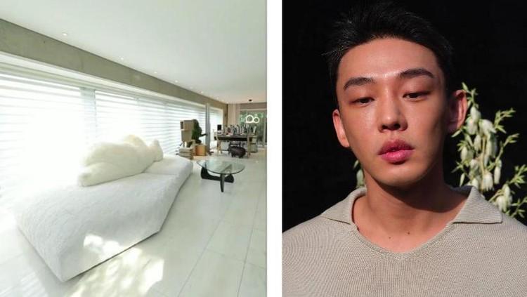 Rumah Minimalis Yoo Ah In