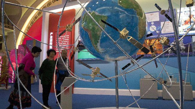 Sistem Satelit Navigasi BeiDou China segera menyediakan layanan untuk negara-negara ASEAN.