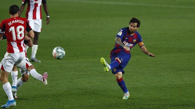 Barcelona harus menghadapi sejumlah masalah musim ini yang merupakan konsekuensi dari keputusan Lionel Messi bertahan di Camp Nou.
