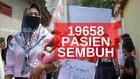 VIDEO: 19.658 Pasien Sembuh, Jatim Geser DKI